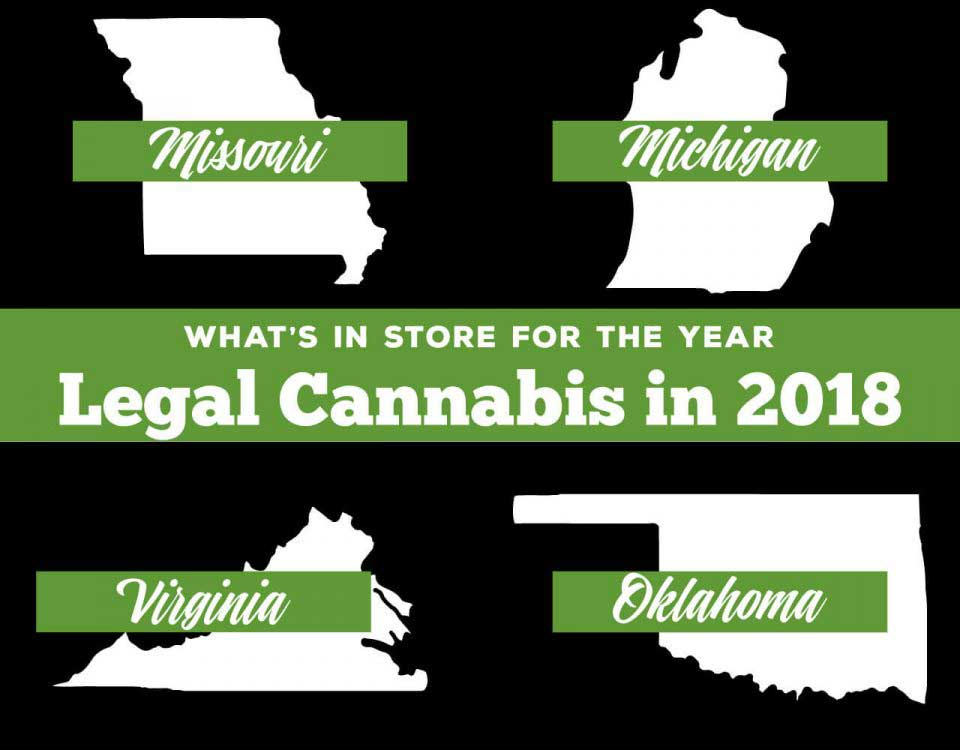 Legal Cannabis in 2018