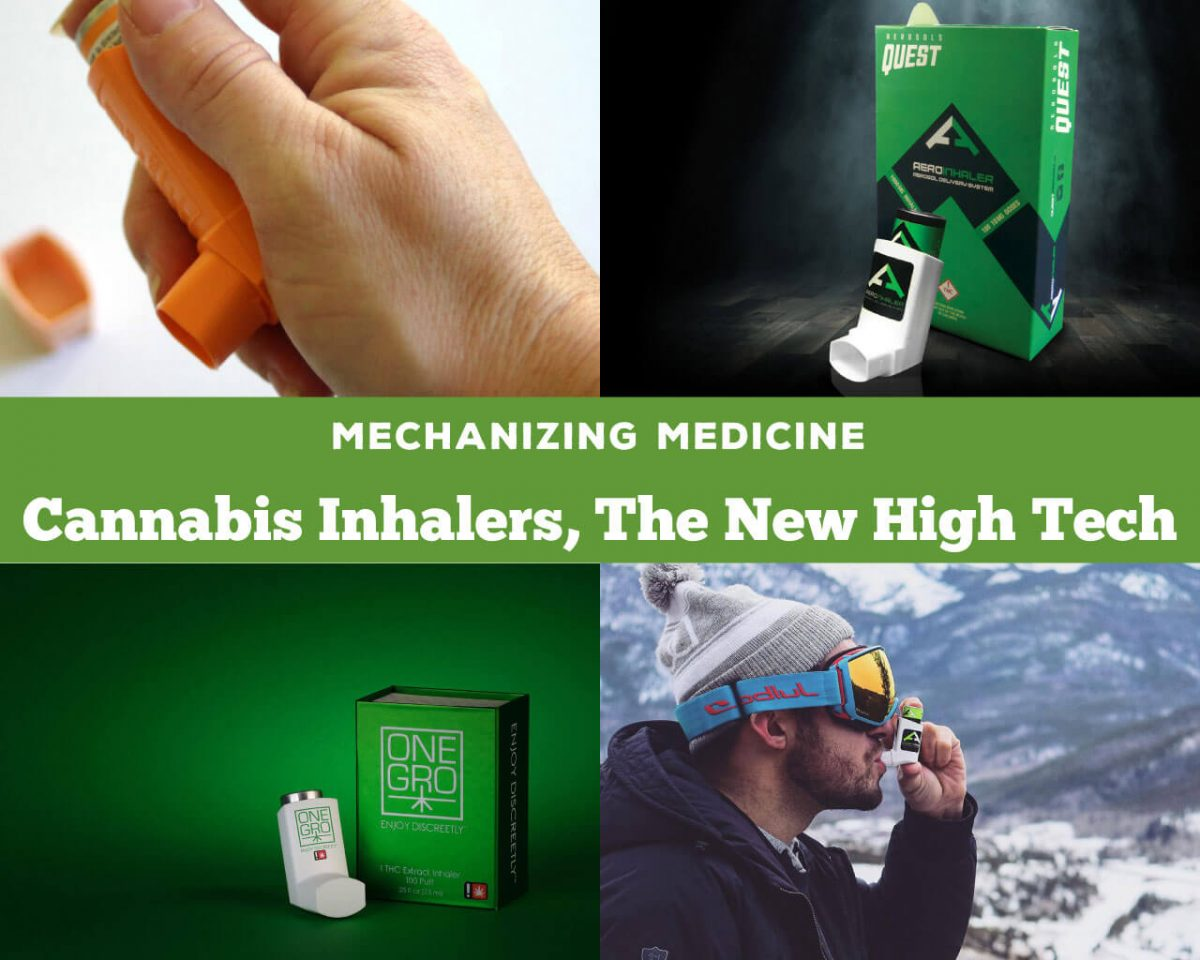 New Tech In Cannabis